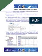 Cambios Aplicativo Julio 2011 Clientes Asopagos