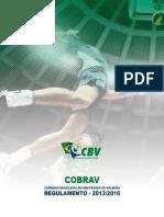 Regulamento COBRAV 2013-2016