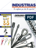 Catalogo Industrias 2015