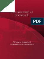 Do Governo 2.0 para a Sociedade 2.0