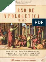 Cursode Apologética Icp - Módulo III