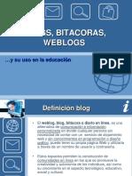 Como Elaboiar Un Blog Multimedia(1)