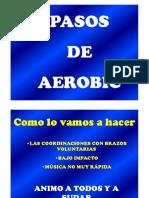 Pasos Aerobic