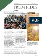Fides Newsletter AY2007 2008 Q1