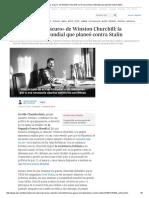 El Secreto «Más Oscuro» de Winston Churchill_ La Tercera Guerra Mundial Que Planeó Contra Stalin