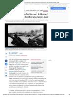 Stalingrado_ La Verdad Tras El Infierno Bolchevique Que Pulverizó a Los Imbatibles Tanques Nazis