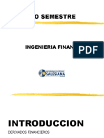 Ingenieria Financiera  MERCADO DE DERIVADOS
