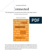 Summary of Connected by Christakis
