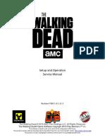 The Walking Dead, Serie Make.