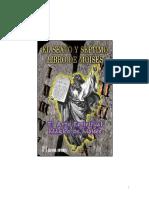 El Libro de Moises El Arte Espiritual Magico