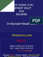 Blok 12- Kuliah Ip Kulit (1) Dasar2dermatologi