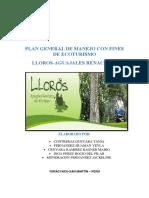 PLAN GENERAL DE MANEJO CON FINES DE ECOTURISMO LLOROS.org.docx