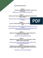 Anexos y Bibliograf a Los Problemas h Dricos Que A