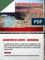 Algoritmo de Lerchs - Grossman