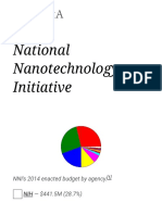 National Nanotechnology Initiative