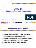 ETOM 3.0 Introduction