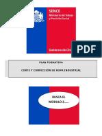 Plan Formatico Corte y Confeccion Ropa Industrial