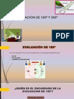 4.1.Evaluación de 180 y 360 Grados y La Cultura Organizacional