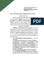 46 Resolucion 285-2013 Dcho Humano Al Agua