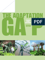 Adaptation Gap 2017