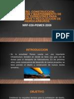 Diseño, Construcción, Inspección y Mantenimiento De