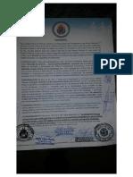 Voto Resolutivo Comités Cívicos