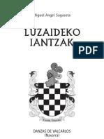 Luzaideko Iantzak - Danzas de Valcarlos