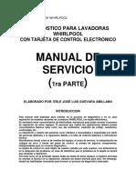 Manual Lavadora Whirlpool