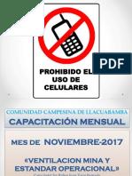 CAPACITACION NOVIEMBRE 2017