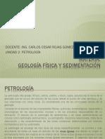 Unidad 2 Petrologia