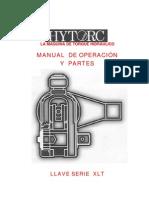 Manual Ops Hytorc Xlt