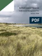 Belfast Coastal Reserve draft management plan.