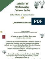 Presentación Códice Martin de La Cruz