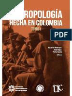 Antropologia en Colombia TOMO1