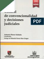 FLORES SALDAÑA, Antonio, Introducción a La Hermenéutica Constitucional de Los Derechos Humanos Hermenéutica Convencional