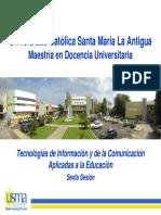 Tics Aplicadas a La Educacin 2306072003