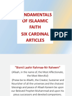 Cardinal of Faith-ISLAAM-The Kalimaa's
