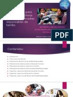 Manual de Capacitación Para Madres Promotoras Del Servicio