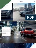 MY18 CR-V Brochure Online Mech1