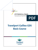 Travelport Galileo Basic Course 12.7