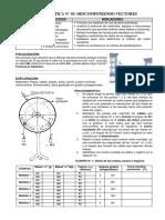 Guia didactica N° 3 Descomponiendo vectores