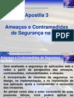 Apostila 3 - Ameaças e Contramedidas na Rede.ppt