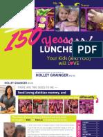 12525 Lunchbox Recipes HolleyGrainger