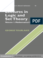 Lectures in Logic and Set Theory. Volume I_ Mathematical Logic (Cambridge Studies in Advanced Mathematics).pdf