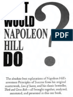 What Would Napoleon Hill Do Edited by Bill Hartley and Ann Hartley