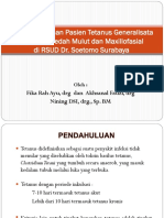 AKSHANAL FAUZI Revisi Penatalaksanaan Pasien Tetanus Generalisata Di Bidang Bedah Mulut