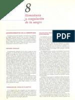 Hemostasia y Coagulacion de La Sangre