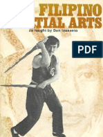 Filipino Martial Arts as Taught by Dan Inosanto