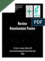 Review Keselamatan Pasien