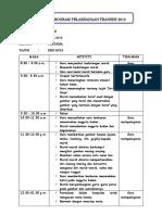 Jadual Program Pelaksanaan Transisi 2018